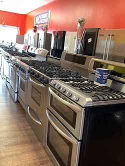 STOVE, REFRIGERATOR $10 DOWNPAYMENT for Sale in Los Angeles,  CA