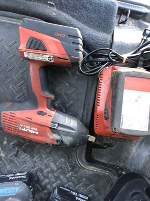 Hilti 1/2 impact wrench for Sale in Manteca, CA