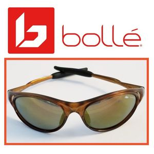 Bollé Boomslang 1755 Polarized Sunglasses Bronze Eyewear Frame for Sale in San Diego, CA