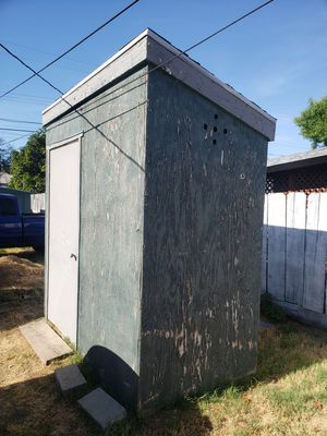 Backyard Shed for Sale in Fresno, CA