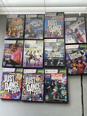 XBox 360 games for Sale in Nuevo, CA