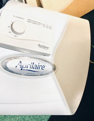 Aprilaire 600 Humidifier for Sale in Deerfield, IL