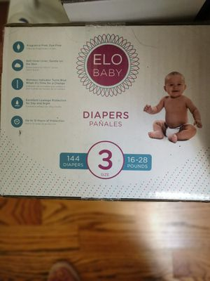 Brand New size 3 & size 4 baby diapers for Sale in Colma, CA