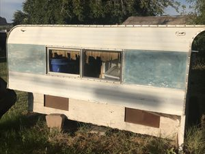 Free camper shell for long bed full size truck for Sale in Phoenix, AZ