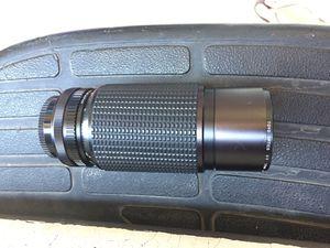 Cannon 200mm lense for Sale in Roseville, CA