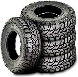 (4) Brand new Tires LT 285 75 16 10 ply Muddterrain Tires for Sale @discounted price ♨️2857516 for Sale in Fresno, CA