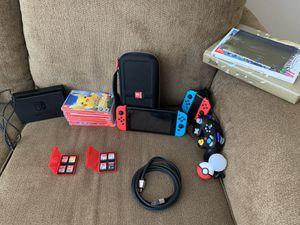 Nintendo Switch Bundle for Sale in East Gull Lake, MN