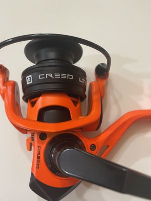 13 Fishing Creed LTD 3000 spinning fishing reel for Sale in Alvin, TX