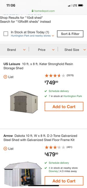 Shed for Sale in Oakland, CA