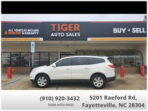 2012 Chevrolet Traverse for Sale in Fayetteville, NC