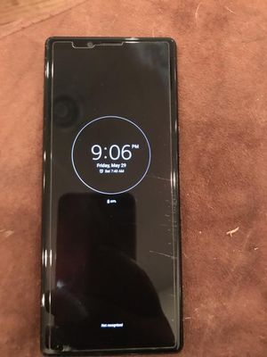 Sony Xperia 1 for Sale in Houston, TX