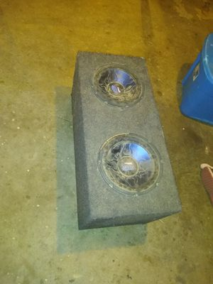 Amp set for Sale in Cadillac, MI
