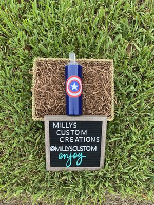 Captain America Tumbler for Sale in Goulds, FL