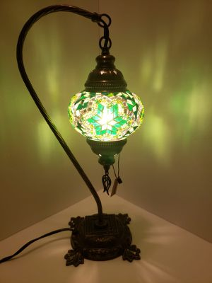 Handmade Christmas Lamp #6 for Sale in Cocoa Beach, FL