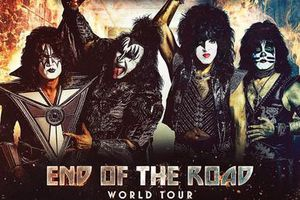 Kiss End of the Road Concert Tickets Tampa for Sale in Tampa, FL