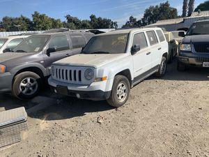 2015 Jeep Patriot only parts———- solo partes for Sale in Escalon, CA