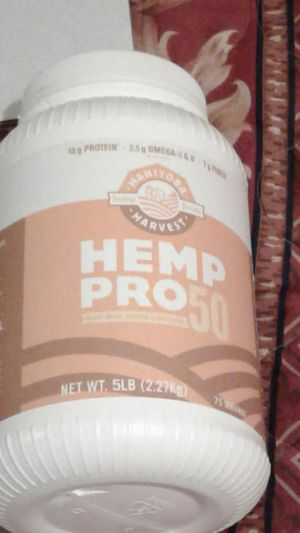 Hemp pro 50, 5 lbs. for Sale in San Francisco, CA