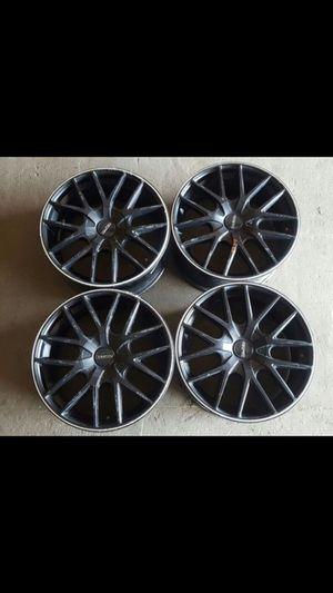 Black Matt 18' inch Rims for Sale in Houston, TX