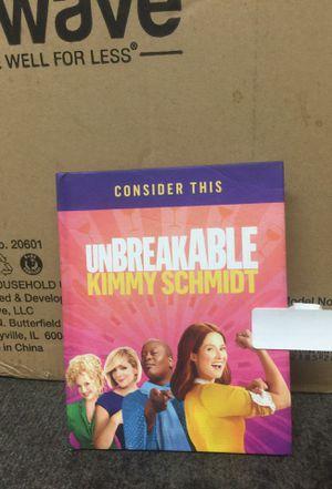 Unbreakable kimmy Schmidt dvd box set for Sale in Washington, DC