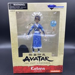 Avatar The Last Airbender Katara Action Figure Diamond Select Toys Nickelodeon for Sale in Peoria,  IL