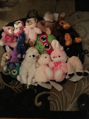 Stuffed Animals / Toys (PRICE NEGOTIABLE) for Sale in Old Bridge Township, NJ