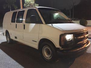 2001 Chevy Express Cargo Van for Sale in Boynton Beach, FL