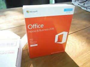 Microsoft Office Home and Business Mac and Windows for Sale in Fort Lauderdale, FL