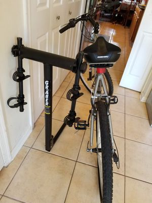 New Bicycle and Rack for Sale in Manassas, VA
