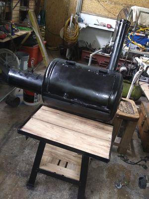 Custom smoker/grill for Sale in Middleburg, FL