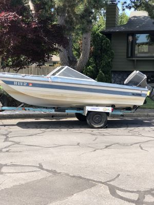 Great Leisure / Fishing Boat ! for Sale in Portland, OR