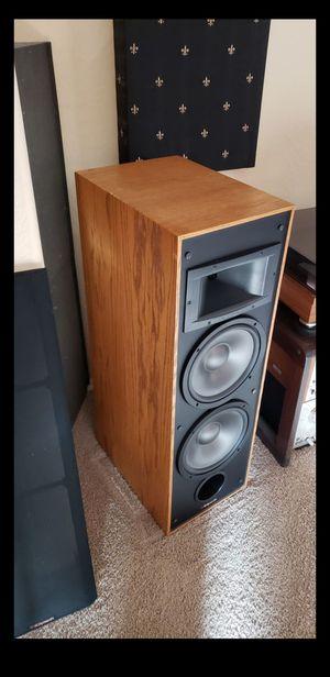 KLIPSCH KG5.5 VINTAGE SPEAKERS / DUAL 10's / EXCELLENT CONDITION & SOUND!!! for Sale in Maricopa, AZ