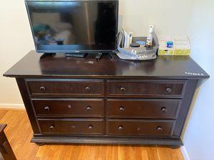 Hardwood Dresser for Sale in Bethesda, MD