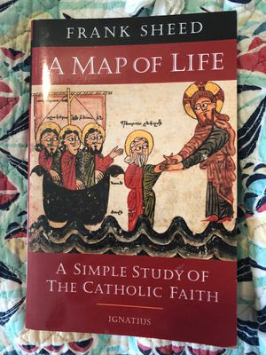 """""""A Map of Life"""" Theology Book for Sale in Tampa, FL"""