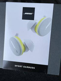 Bose Sport Earbuds for Sale in Los Angeles,  CA