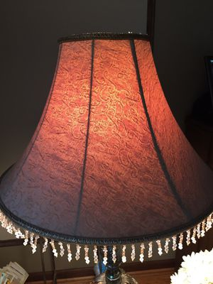 Lamp shade for Sale in Evesham Township, NJ
