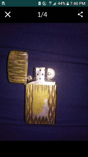 Vintage Brass Zippo for Sale in Fort Worth, TX