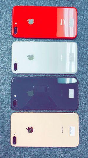 Apple iPhone 8 Plus 64gb Factory Unlocked, Like New! BlackFriday Deal! Nov 27 (11:30AM-6PM) for Sale in Arlington, TX