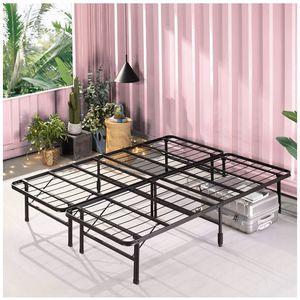 metal platform bed frame for Sale in Kirkland, WA
