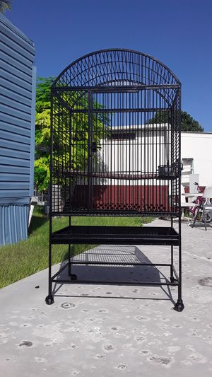 Bird cage 62 x 32 x. 23 Large for Sale in Palm Springs, FL