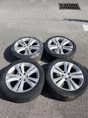 Rims 18 Hyundai 5 lugs 114.3 mm for Sale in Davie, FL