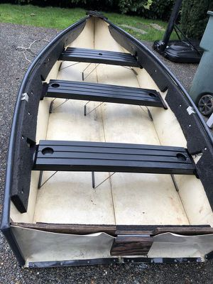 12 ft Porta Bote folding boat for Sale in Sammamish, WA