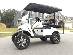 Lifted Golf Cart , FREE DELIVERY !!, $3900 for Sale in Mount Pleasant, SC