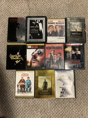 Collectors edition DVD's for Sale in Providence, RI