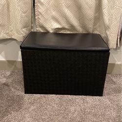 Black Storage Bench for Sale in Fresno,  CA
