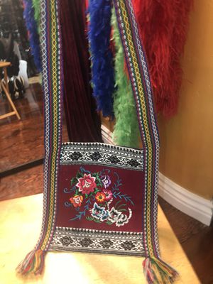 Embroidered Bag for Sale in Monmouth, OR
