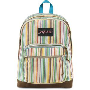 jansport backpack multi wave stripe for Sale in Fort Washington, MD
