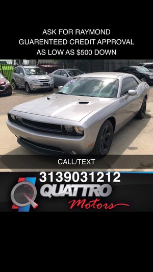 2014 Dodge Challenger SXT for Sale in Redford Charter Township, MI