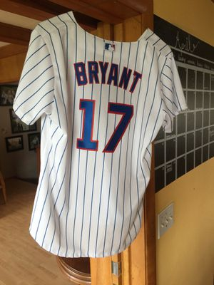 Kris Bryant Cubs Stitched Jersey for Sale in Washougal, WA