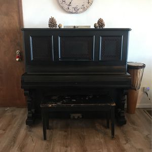 1880 J & C Fisher, New York Piano for Sale in Colfax, CA