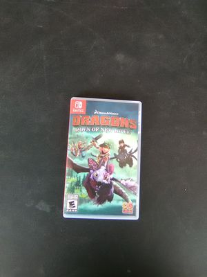 Nintendo Switch Dragon Dawn of New Riders for Sale in Las Vegas, NV
